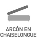 Arcón en chaiselongue